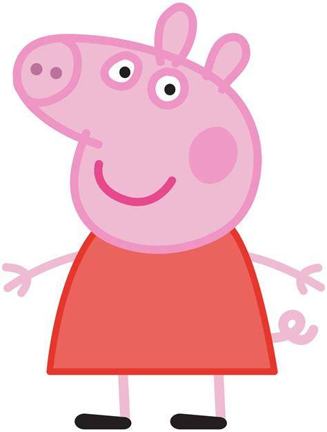 pig the peppa the pig clipart clipartxtras
