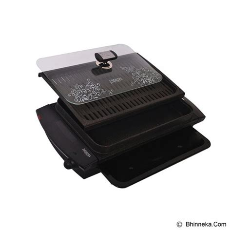 jual signora electric grill cek barbeque grill alat