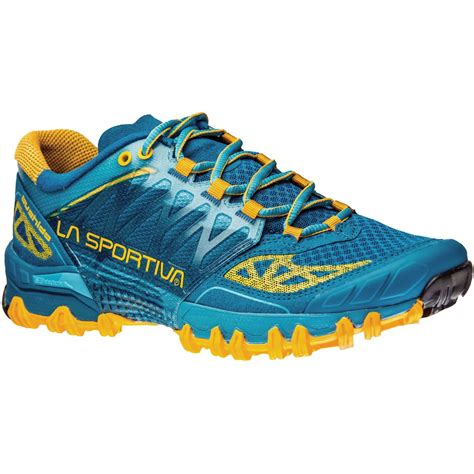 sportiva trail running shoes la sportiva bushido trail running shoe s