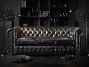 Sofas Chesterfield Deco On Chesterfield Chesterfield Sofa And Deco