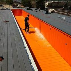 shipping container swimming pool home pinterest