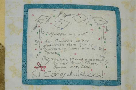 Quotes For Quilts by Quotes For Quilt Labels Quotesgram