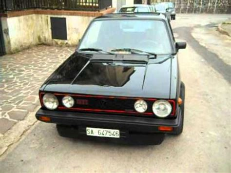 volkswagen golf 1980 golf gti 1980 falco fly youtube