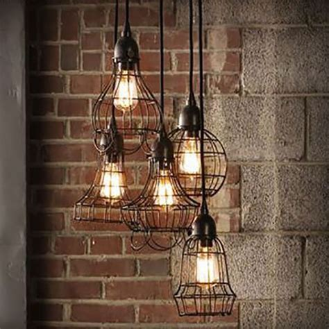 design by yourself industrial pendant light with 20 keys details about edison vintage pendant light chandelier
