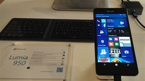 Microsoft Lumia 950 Xl Di Indonesia Microsoft Kenalkan Lumia 950 950 Xl Di Indonesia Gadget Okezone Techno