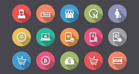 design icon kandivali east 12 free ecommerce shopping icon sets super dev resources