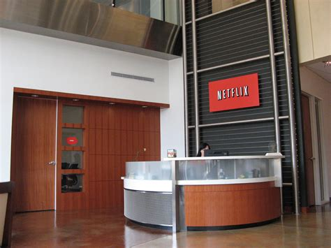 Netflix Corporate Office by 15 Killer Offices By Tech Companies