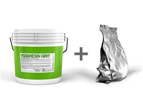 resina bicomponente per pavimenti vodiresin grit resina bicomponente alifatica per