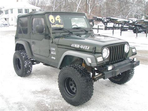 Jeep Willys Edition For Sale 2004 Jeep Wrangler Willys Edition In Mishawaka Bremen