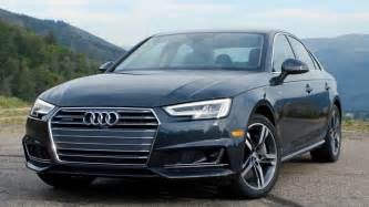 Small Audi Audi A4 2017 Small Sedan With Big Efficiency Theautoweek