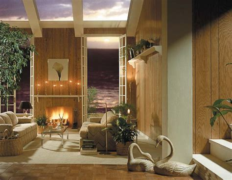 Vintage Decorating Ideas For Home by Real Wood Wall Paneling Cherry Oak Pine Cedar Pecan