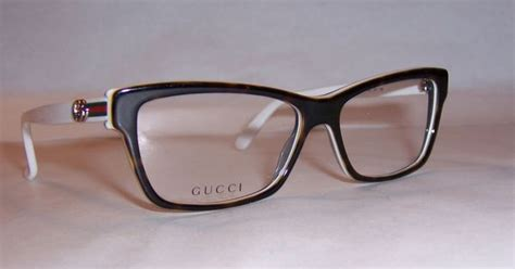 Frame Gucci 3562 Is new gucci eyeglasses gg 3562 l9y white 53mm rx authentic eyeglasses gucci eyeglasses