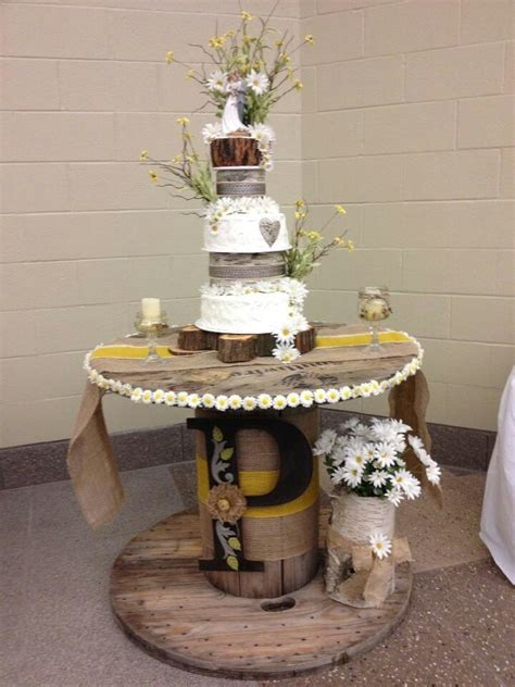 decorating wooden rustic wedding table decor ideas 25 best ideas about rustic cake tables on pinterest