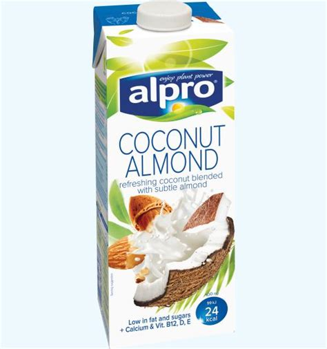 Original Source Almond And Coconut Shoo by Alpro Coconut Almond Drink Original