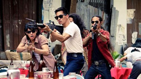 film gengster thailan asia shock the gangster