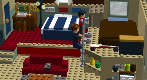 drake and josh bedroom lego ideas lego drake and josh s bedroom