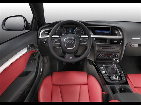 Audi S5 Interior by Best Wallpapers Audi S5 Wallpapers