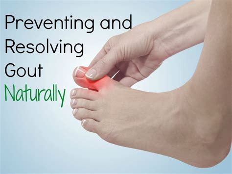 Does Detox Pills Trigger Gout by Treating The Causes Of Gout Naturally