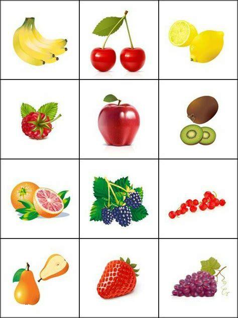 printable fruit and vegetable shapes fruit printable cards 171 funnycrafts