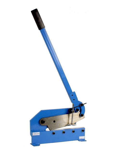 bench cutter 12 quot bench type hand plate shear slices sheet metal rebar