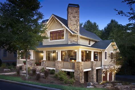 Craftsman Exterior Of Home With Trellis By Brookstone Zillow Home Design