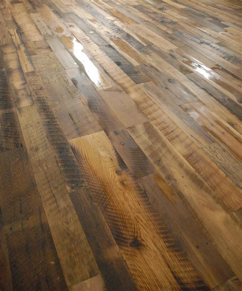 engineered wood flooring kitchen sink mixed hardwoods blend reclaimed lumber products