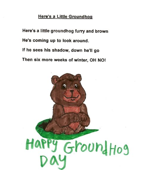 groundhog day saying groundhog happy quotes quotesgram
