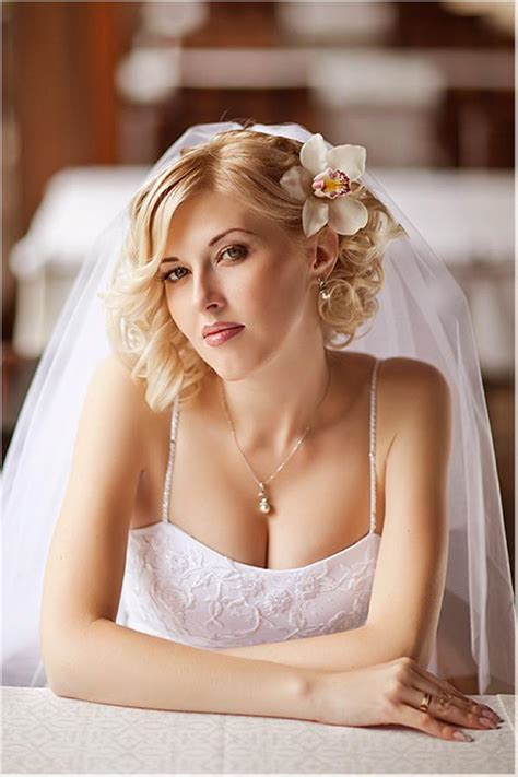 Wedding hairstyles side
