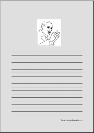 black history month writing paper black history month printable worksheets page 1 abcteach