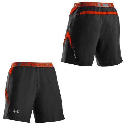 under armoire wiggle under armour chafe free 2 in 1 7 inch run shorts