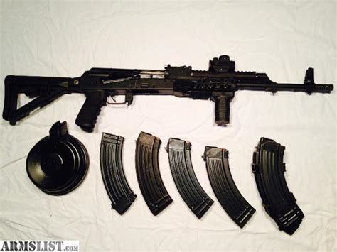 Gamat Sar 30 S 1 armslist for trade sar 1 ak47 mags drum 1k ammo