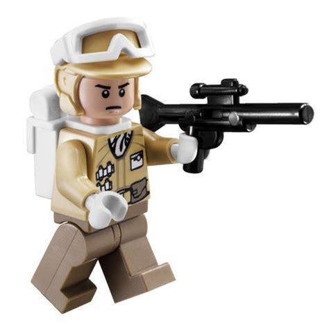 Minifigure Wars Hoth Rebel Trooper lego minifigure wars hoth rebel trooper with