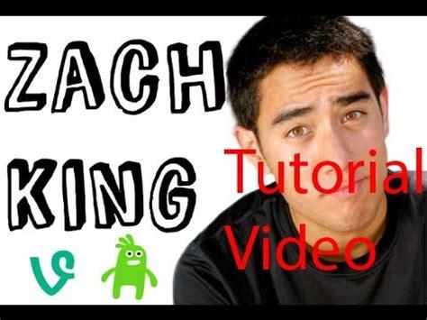 Tutorial Bagaimana Cara Membuat Video Seperti Zach King | tutorial bagaimana cara membuat video seperti zach king
