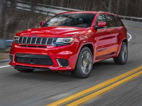 Jeep Grand Price Usa 2018 Jeep Grand Trackhawk Priced At 86 995