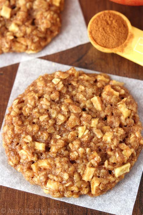 healthy cookies apple pie oatmeal cookies recipe s healthy