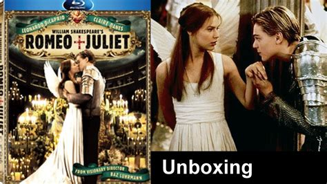 romeo and juliet 1996 wedding song romeo juliet unboxing review 1996