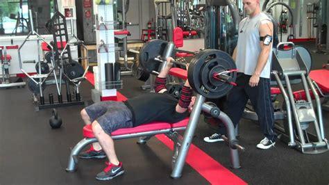 raw bench press raw bench press 375 youtube