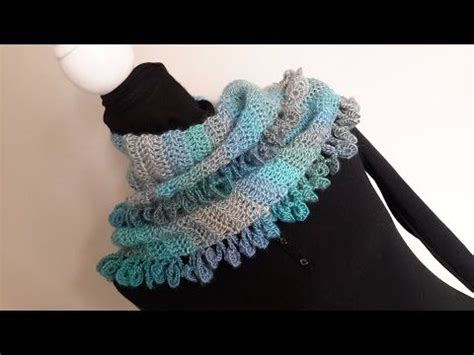 youtube tutorial crochet scarf crochet unforgettable scarf videotutorial youtube at