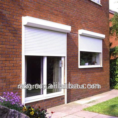 steel shutters for windows safe metal roll up windows shutter profile buy pvc