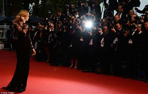 Catwalk To Carpet Berlin Festival by Cannes Festival 2013 Cara Delevingne And May