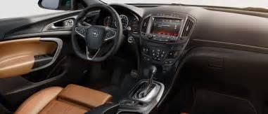 Opel Insignia Interior New Opel Insignia 4 Door Gallery Interior Views Of The