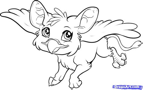 cute griffin coloring pages how to draw a cute gryphon step by step gryphons
