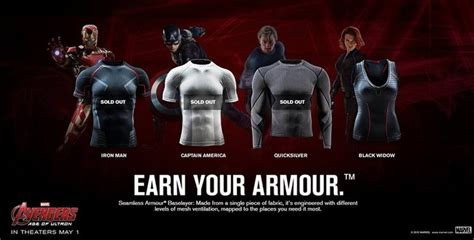 Kaos Sleeve Armour armour apparels singapore price