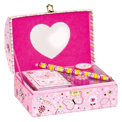 Cutie Set set cadou in cutie bijuterii fluturasi bino