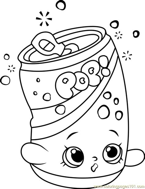 ice cream soda coloring page soda pops shopkins coloring page ice cream soda coloring