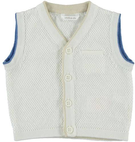 knitting pattern for boys vest tricot knitted vest for boys boy 0 24 months