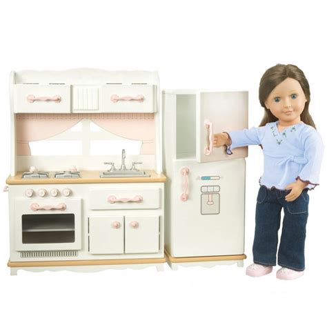 Dolls And Girls Toys By Kimberley Cleland At Coroflot Com 18 Doll Kitchen Set