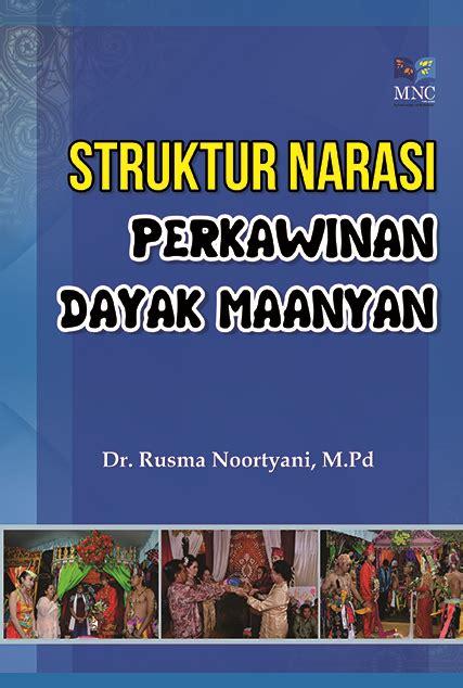 Buku Statika Struktur struktur narasi perkawinan dayak maanyan