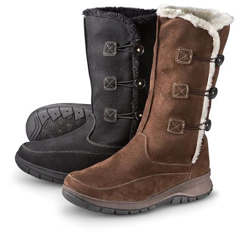 womans boots s itasca boots brown 164988 winter snow