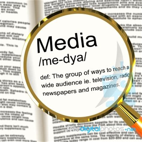 stock images definition media definition magnifier stock image royalty free